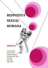 Trabajo Grupo 2: Respuesta Sexual Humana - MURAL