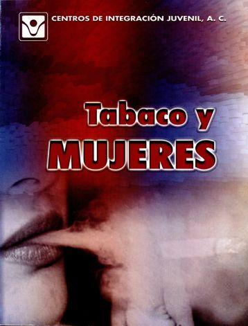 Tabaco y Mujeres - Centros de Integración Juvenil