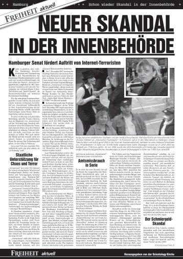 FREIHEIT (August 2008) - Religionsfreiheit