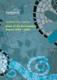 Chapter 0: Introduction - Fairfield City Council