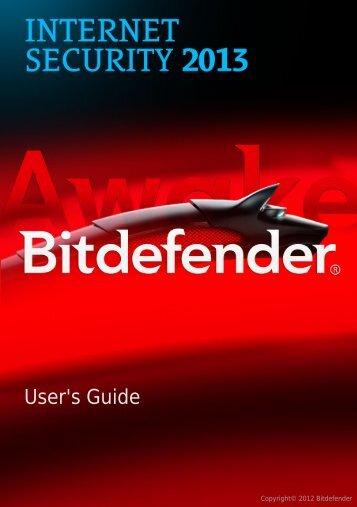 User Guide (.pdf) - Bdantivirus.com bdantivirus.com
