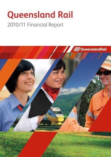 2010/11 Queensland Rail Limited Financial Report