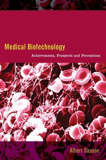 Medical Biotechnology - United Nations University