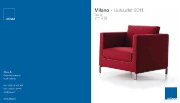 Milano - Uutuudet 2011 - Ofisea
