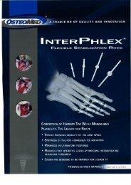 INTER PH LEXT - Biotech ortho