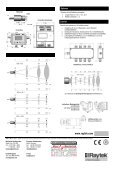Raytek Compact Serie Die Vorteile auf einen Blick Datenblatt - Seite 2