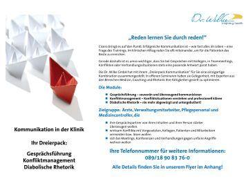 Reden lernen Sie durch reden! - Deutsche Gesellschaft für ...