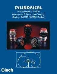 C48 Series - Cinch Connectors