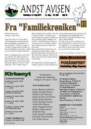 Andst Avisen uge 18 2011