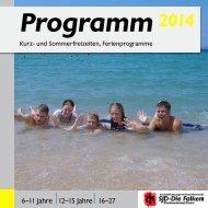 Programm - Falken Essen