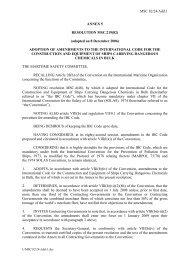 MSC 82/24/Add.1 ANNEX 5 RESOLUTION MSC.219(82) (adopted ...