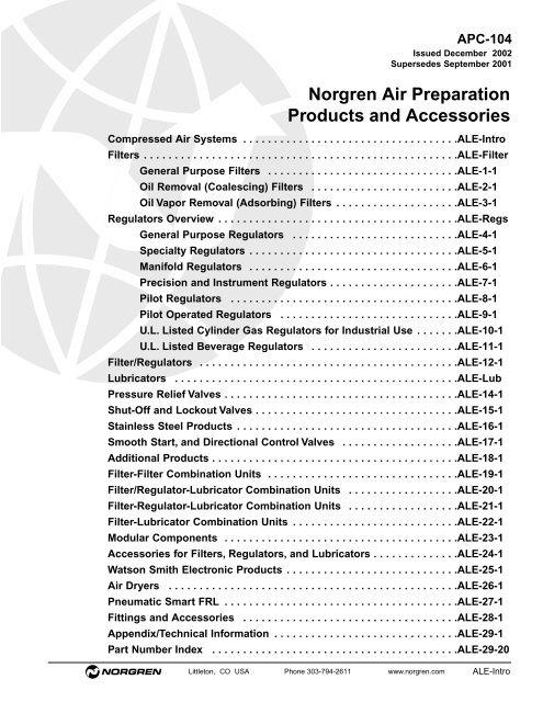 NORGREN 4344-01 for Unit F74C Pneumatic Filter Element