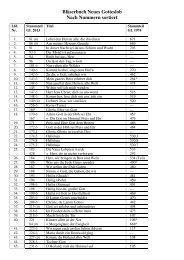 Stammteil nach Nummern sortiert.pdf - Pastorale Informationen