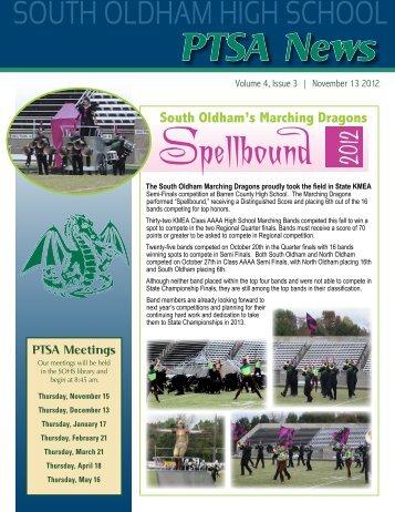 PTSA News - Oldham County Schools