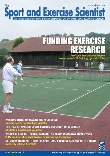 Issue 9 September 2006 - Bases