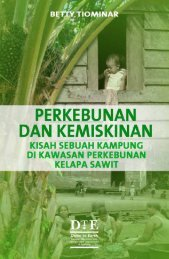 Plantations and poverty-ind.pdf - Down to Earth
