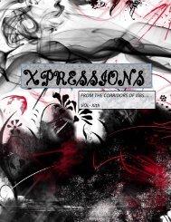 Xpressions - XI - Indira Institutes