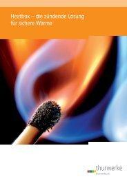 Heatbox Flyer (PDF) - Thurwerke AG