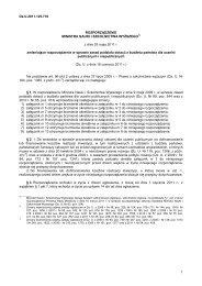 zmieniające rozporządzenie w sprawie zasad podziału dotacji z ...