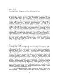 Globális pénzügyi válság a geopolitikai változások tükrében - Grotius
