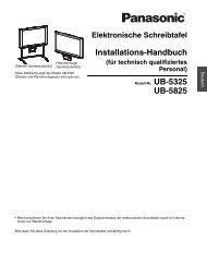 Zusammenbau der elektronischen Schreibtafel - psn-web.net