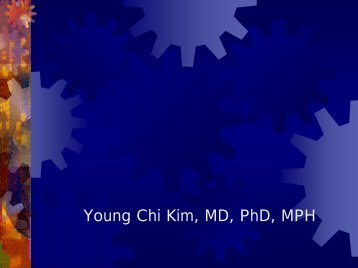 정책문제 해결의 평가기준 - 서울대학교 의과대학 의료관리학 교실