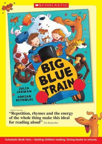 Big Blue Train - Scholastic