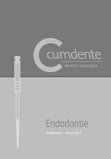Endodontie - Cumdente