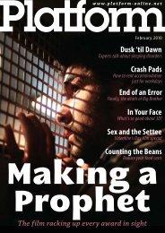 Issue 4 – February 2010 - Platform Online