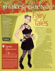 Summer/Fall Newsletter - Stratford Festival