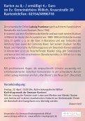 Emmaus-Konzerte 2011 - Ev. Emmaus-Kirchengemeinde - Seite 2