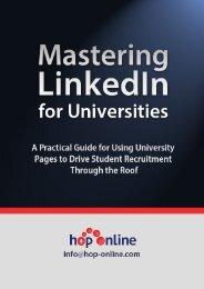 linkedin-for-universities