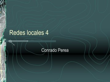 Redes locales 4