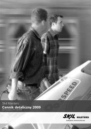 Skil Masters - cennik detaliczny 09-2009.indd - Elkar