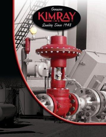 High Pressure Motor Valves - Home | Kimray Mobile - Kimray, Inc.