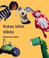 Rokas lelles stāsta - Humana People to People in Latvia