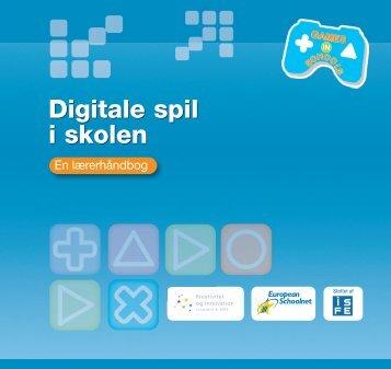 Digitale spil i skolen - Games in Schools - European Schoolnet