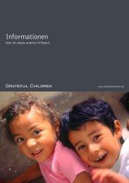 Broschüre herunterladen - grateful children