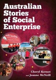 Australian Stories of Social Enterprise - Streat
