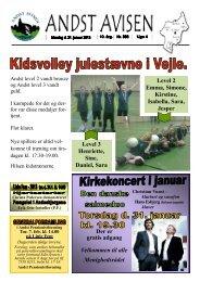 Andst Avisen uge 4 2013