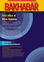 BaKhabar pdf - Bihar Anjuman