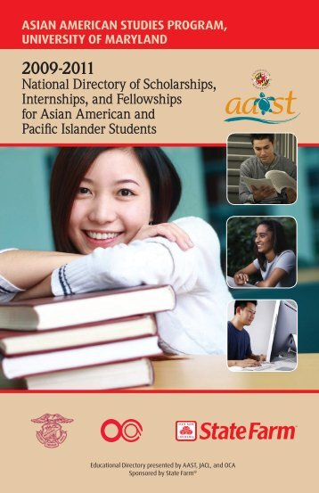2009-2011 National Directory of Scholarships ... - Augsburg College