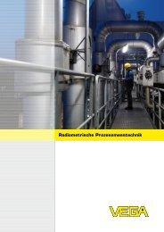 Radiometrische Prozessmesstechnik