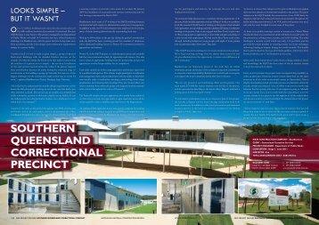 SOUTHERN QUEENSLAND CORRECTIONAL ... - ancr.com.au