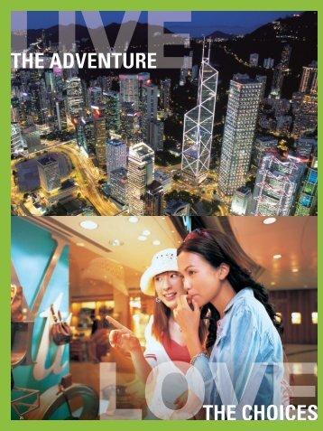 the Shopper's Paradise - Discover Hong Kong