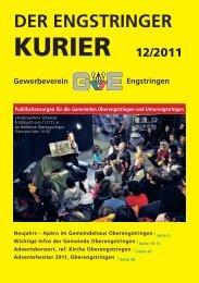 12/11 - Engstringer Kuriers