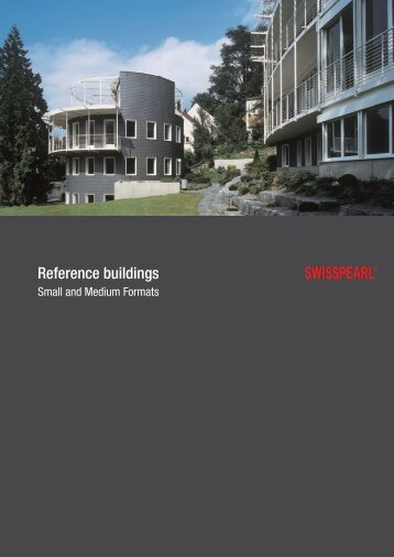 Reference buildings