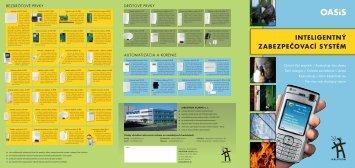 7. OASiS 2009.pdf - JABLOTRON Slovakia sro