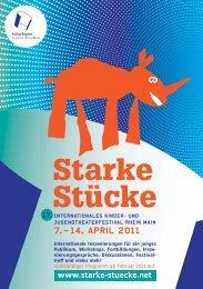 7. – 14. April 2011 - Theater und Schule