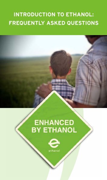 introduction to ethanol: frequently asked questions - Growth Energy